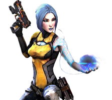 Maya - Borderlands 2 Render by Faith-LV