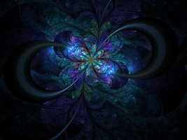 The Infinity Flower by riverfox1