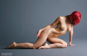 Art nudes - Y - 7 by mjranum-stock