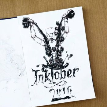 Its Inktober 2016 by rymslm