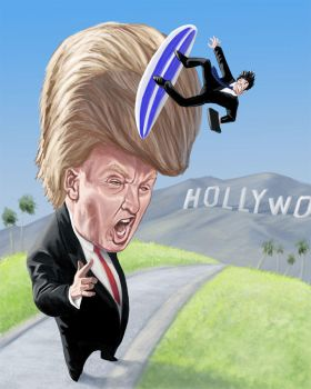 Donald Trump by yty2000