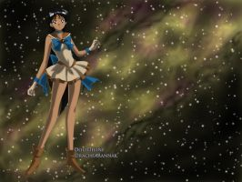 Sailor Princess Pocahontas by MissyAlissy