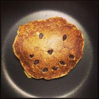 Happy Pancake by Deathbypuddle