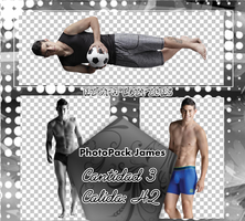 Pack de James Rodriguez by LuciiCupcakeEditions