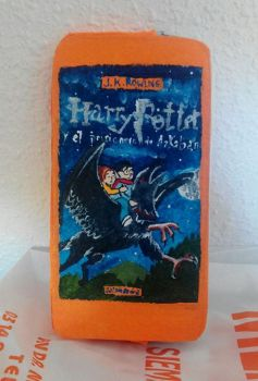Mobile case Harry Potter 3 by anapeig