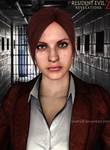 Claire Revelations 2 by Shanttyvf