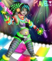 Let's Keep This Party Goin' by Sparkleee-Sprinkle