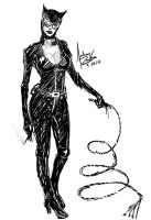 Catwoman... by Archonyto