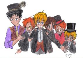 ouran- so.ex.cit.ing by YerBlues99