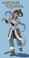The Legend of Korra by Terra7