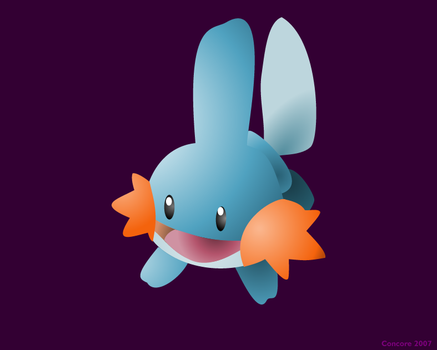 Mudkip by Concore