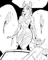 Request: Egyptian Jackal by Chauvels