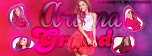 +Problem | Portada Ariana Grande | Ft con Splash A by galumphs