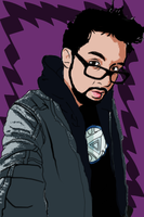 SlyFoxHound (Popart of Famous Youtubers P2) by ShadowedLove97