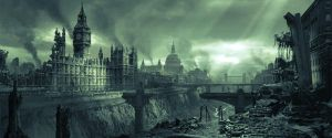 Destroyed City by Metallized