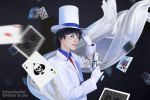 Kid the Phantom Thief (Detective Conan) by feimo
