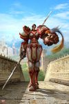 Magic armor. Juggernaut 3 by Leohao73