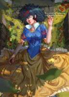 Sleep Forever (Snow white) by Caphricorn