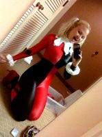 Harley Quinn 3 by AlisaKiss