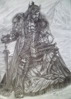 Thorin by SasoriDemon