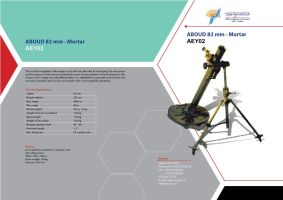 ABOUD 82 mm - Mortar by saudi6666