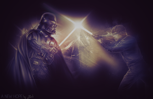 A New Hope by DesignsByZuck