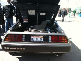 OUTATIME by vash68