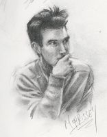 Morrissey by little-ampharos