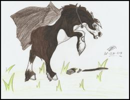 John Constantine Horse Form by Decode-That