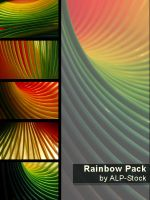 Rainbow Pack by ALP-Stock
