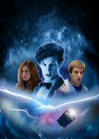 Doctor Who: The Eleventh Hour by Esterath13