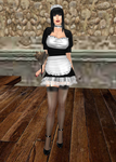 English French Maid by EnglishDamsel