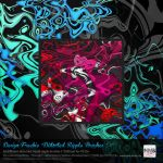 18 PS CS+ Distorted Liquid Ripple Brushes v2 rough by Hexe78