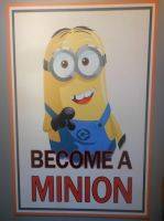 Dave wants you to be a minion by RarityLuver214