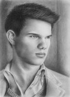 Taylor Lautner GQ drawing II by TomsGG