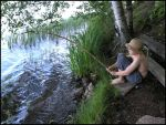 Angler - Sit And Wait by Eirian-stock