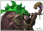 Warcraft - Furbolg by SamwiseDidier