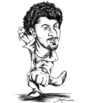 caricatura by Drawlight