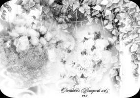 Orchidee's bouquet set 05 by orchidee