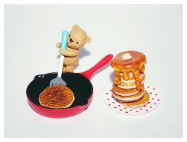 Hot Cakes Re-Ment by bhere