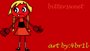 :Gift:(1/2)Bittersweet In Mixels Form by 4br1l