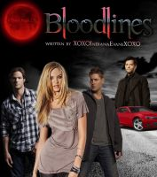 Bloodlines Story Cover Version 3 by Bookfreak25