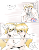 No More Of This - USUK - APH by Ahr0