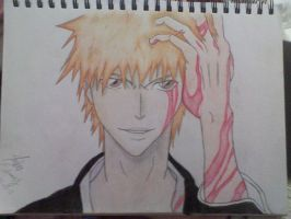 Colored Ichigo by Saiden13