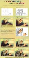 Coloring step by step by leejun35