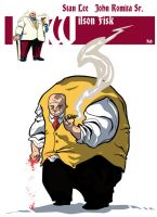 Wilson Fisk in colors by stephgallaishob