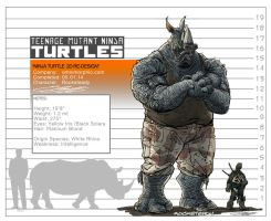 Rocksteady Height Chart by onetruth