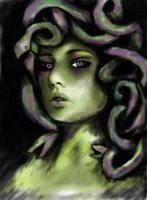 Medusa by greenbaypara