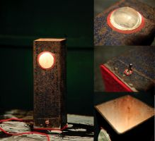 Cyclope lamp by herywalery