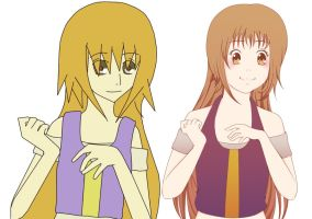 Before and After 2007-2012 by clau2586
